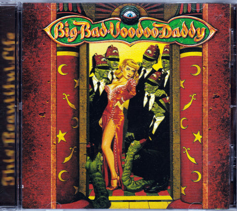 CD. Big Bad Voodoo Daddy. This Beautiful Life