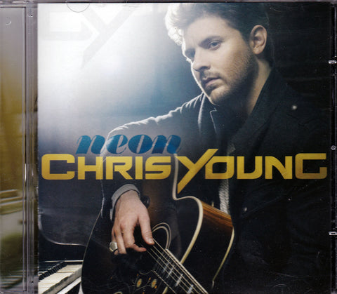 CD. Chris Young. Neon