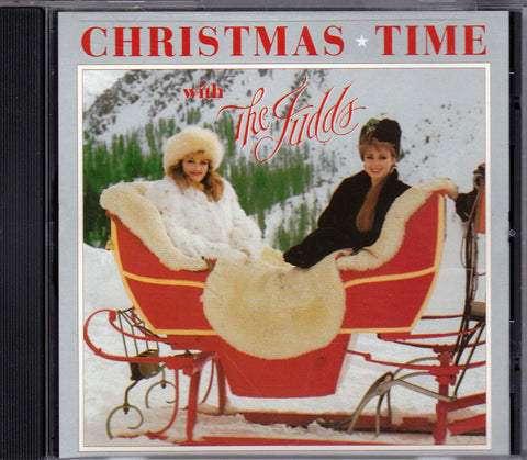 CD. The Judds. Christmas Time