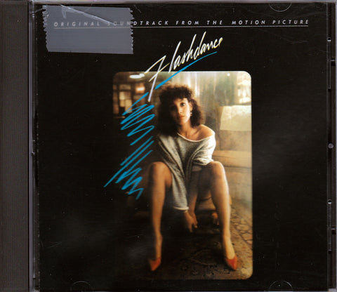 CD. Flashdance Original Soundtrack