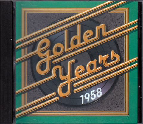 Golden Years 1958