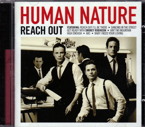 CD. Human Nature. Reach Out