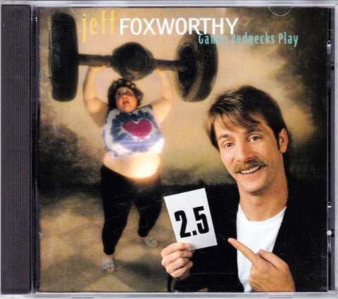 Jeff Foxworthy. Games Rednecks Play
