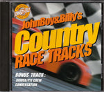 CD. JohnBoy & Billy. Country Race Tracks