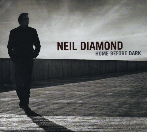 CD. Neil Diamond. Home Before Dark