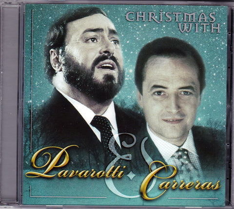 CD. Christmas With Pavarotti & Carreras