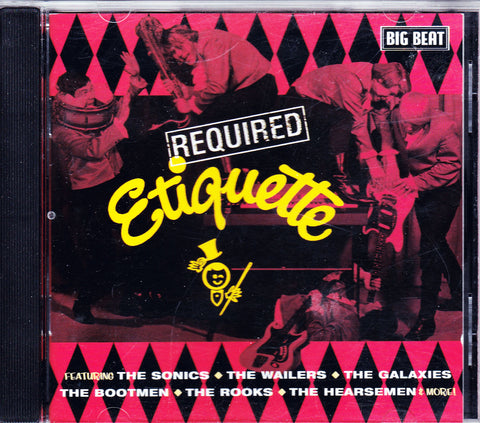 CD. Required Etiquette