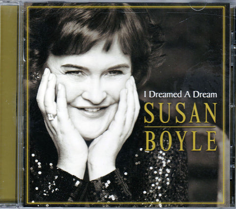 CD. Susan Boyle. I Dreamed A Dream