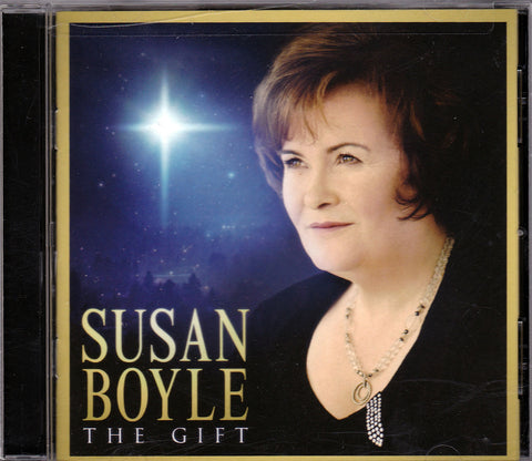 Susan Boyle. The Gift