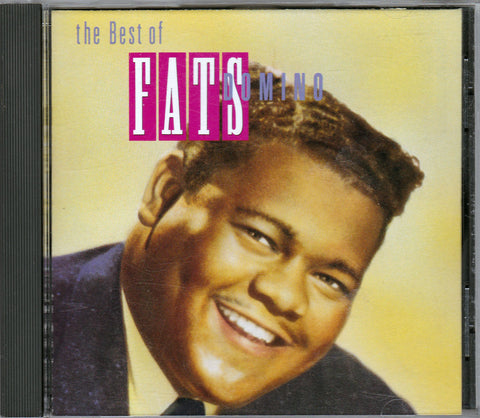 CD. Fats Domino. The Best Of Fats Domino