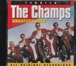 CD. The Champs. Greatest Hits