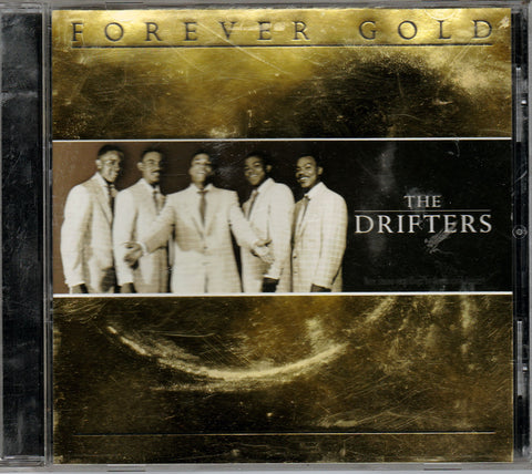 CD. The Drifters. Forever Gold