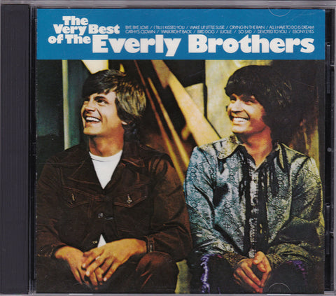 CD. The Everly Brothers. The Very Best Of The Everly Brothers