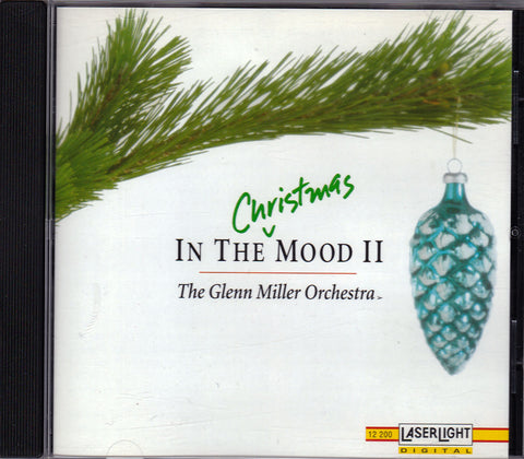 CD. The Glenn Miller Orchestra. In The Christmas Mood