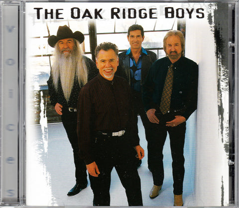 CD. Oak Ridge Boys. Voices
