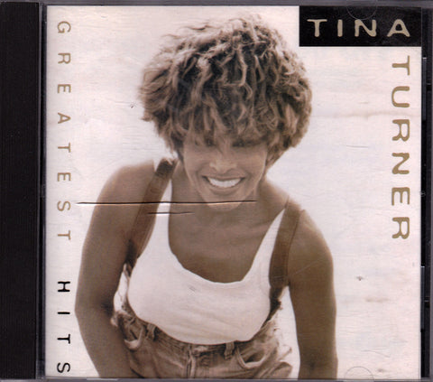 CD. Tina Turner. Greatest Hits
