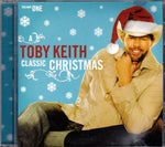 CD. Toby Keith. Classic Christmas Volume One