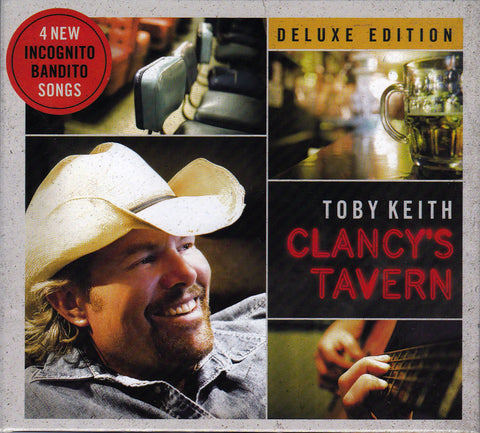 CD. Toby Keith. Clancy's Tavern