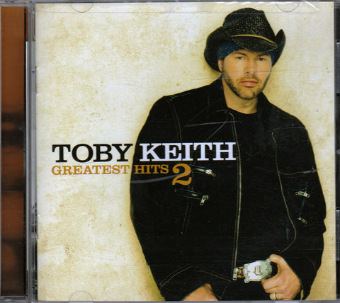 CD. Toby Keith. Greatest Hits 2