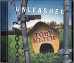 CD. Toby Keith. Unleashed