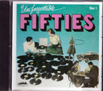 CD. Unforgettable Fifties. Disc 1