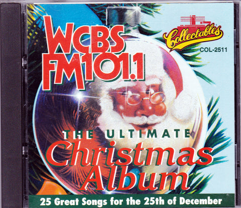 WCBS FM101.1. The Ultimate Christmas Album