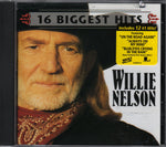 Willie Nelson. 16 Biggest Hits