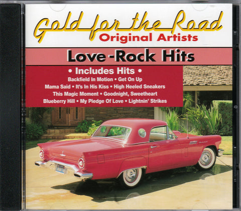 Gold For The Road. Original Artists. Love-Rock Hits