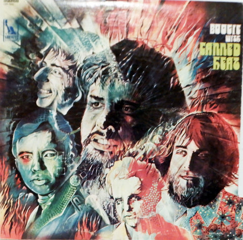 Canned Heat. Boogie With Canned Heat
