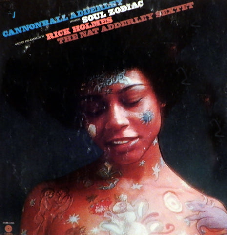 Cannonball Adderley. Presents Soul Zodiac