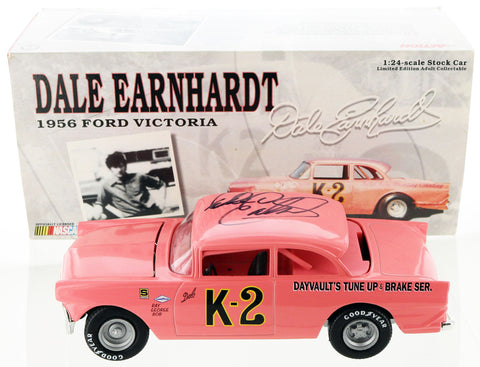 Dale Earnhardt. K-2 1956 Ford Limited Edition. Autographed.