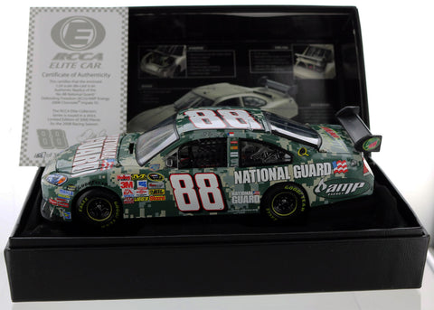 Dale Earnhardt Jr #88 National Guard Digital Camo 2008 Impala SS. Elite