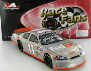 Denny Hamlin #11 FedEx Express 2006 Rookie of the Year Nascar Diecast