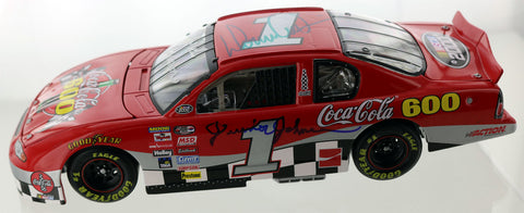 Coca-Cola 600 Special Diecast 2000 Monte Carlo Autographed by 3 racing legends