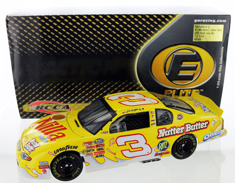 Dale Earnhardt Jr #3 Nila Wafers / Nutter Butter 2002 Monte Carlo Elite