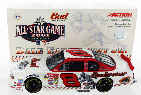 Dale Earnhardt Jr. #8 Budweiser / MLB All Star Game. 2001 Monte Carlo