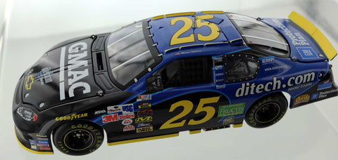 Brian Vickers #25 GMAC 2005 Chevrolet