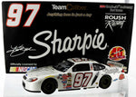 Kurt Busch #97 Sharpie 40th Anniversary Ford.