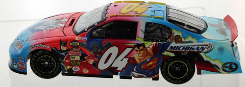 2004 Justice League Parade Car | Two Car Set | Autographed by Kurt Busch and Matt Kenseth!