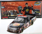 Austin Dillon. Camping World Truck #3 Bass Pro 2011 Champion Diecast  Autographed