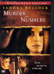 DVD. Murder By Numbers Starring Sandra Bullock