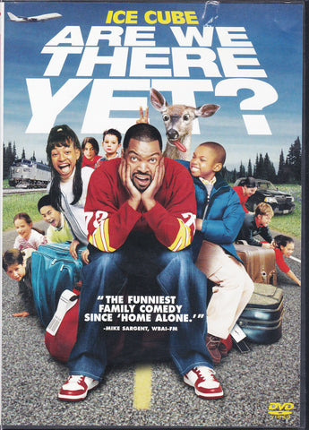 DVD. Are We There Yet? Starring Ice Cube