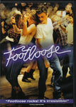DVD. Footloose staring starring Kenny Wormald and Julianne Hough