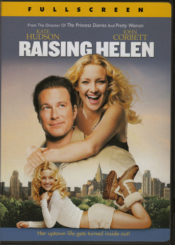 DVD. Raising Helen starring Kate Hudson and John Corbett