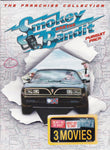 DVD. 3 Movie Set called The Franchise Collection Smokey and the Bandit Pursuit Pack