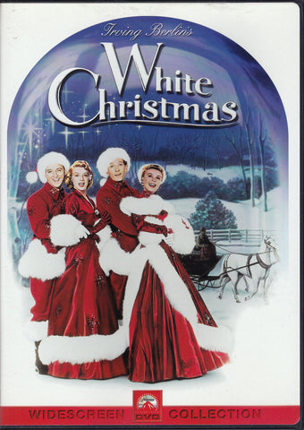 DVD. White Christmas