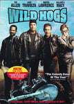 DVD. Wild Hogs starring Tim Allen and John Travolta