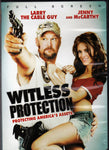 "DVD. Witless Protection starring Larry ""The Cable Guy"""