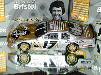 Darrell Waltrip King of Bristol Nascar Diecast