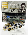 Darrell Waltrip. King of Bristol GM Dealers Diecast. Autographed.